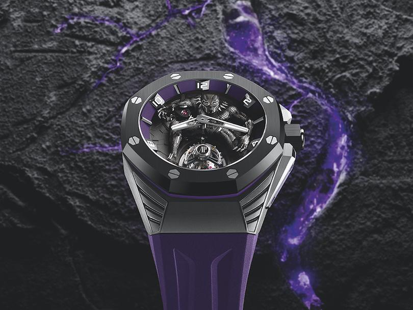 Audemars Piguet Marvel ρολόι