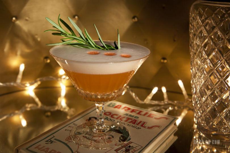 Baba Au Rum ποτά μπαρ