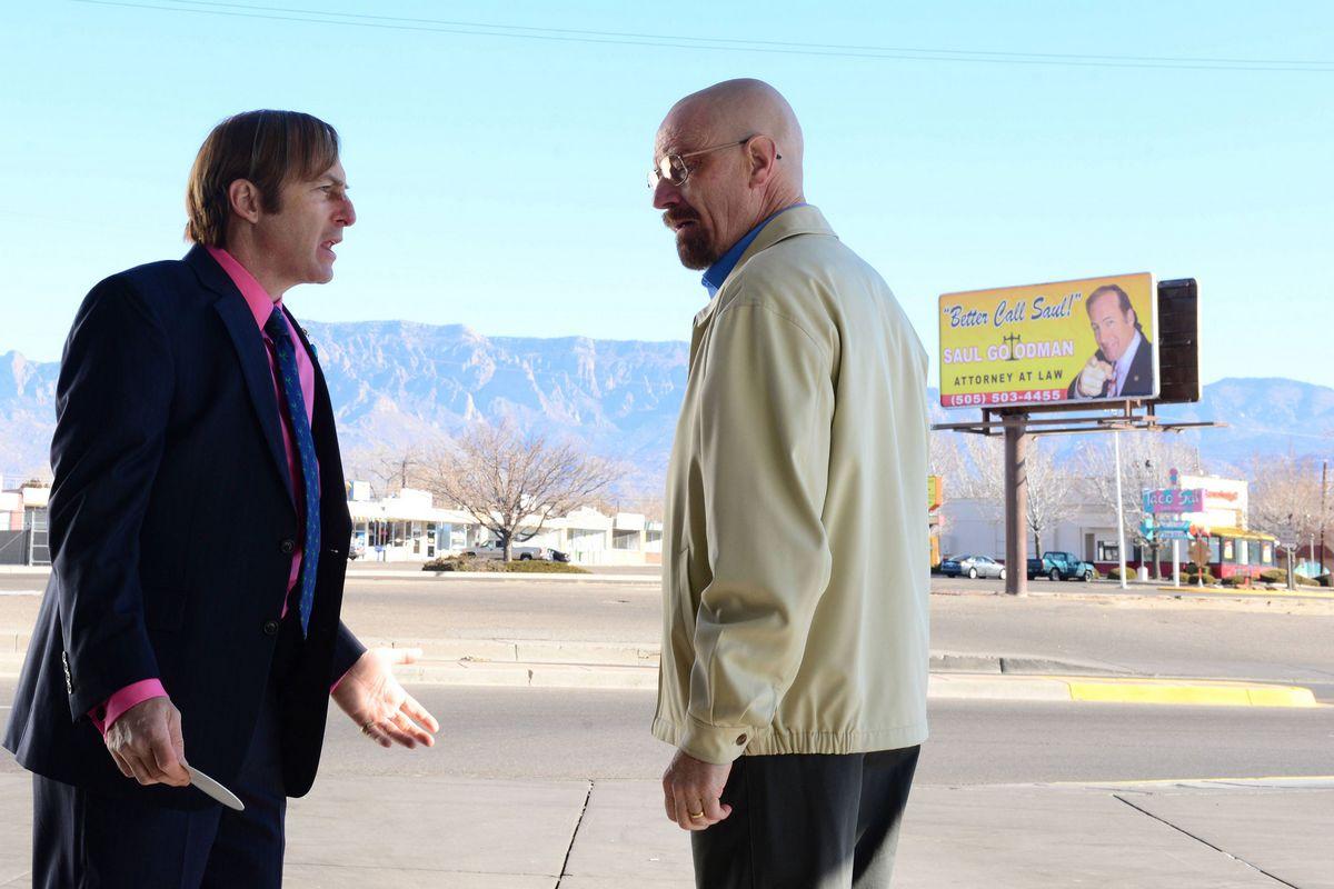 Breaking Bad και Better Call Saul