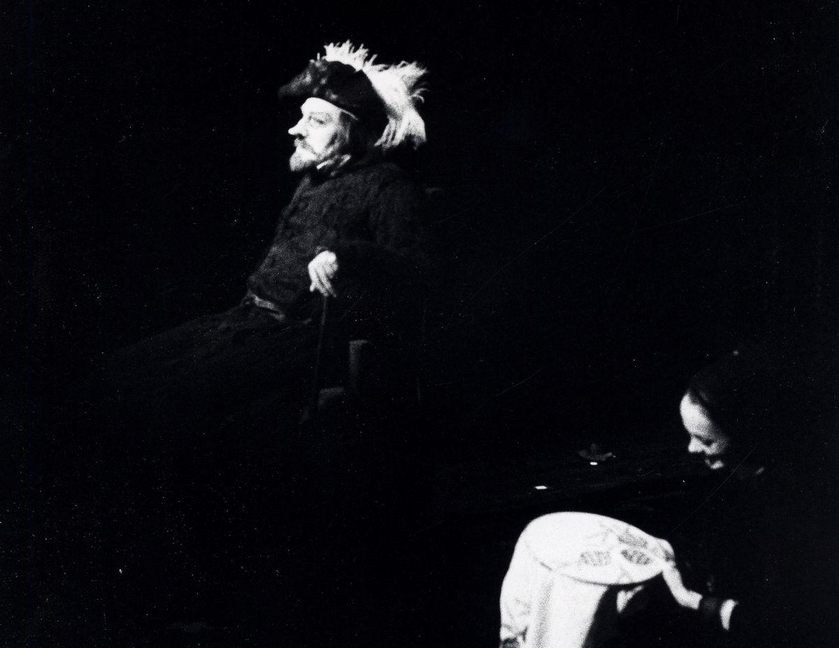 Christopher Plummer Cyrano