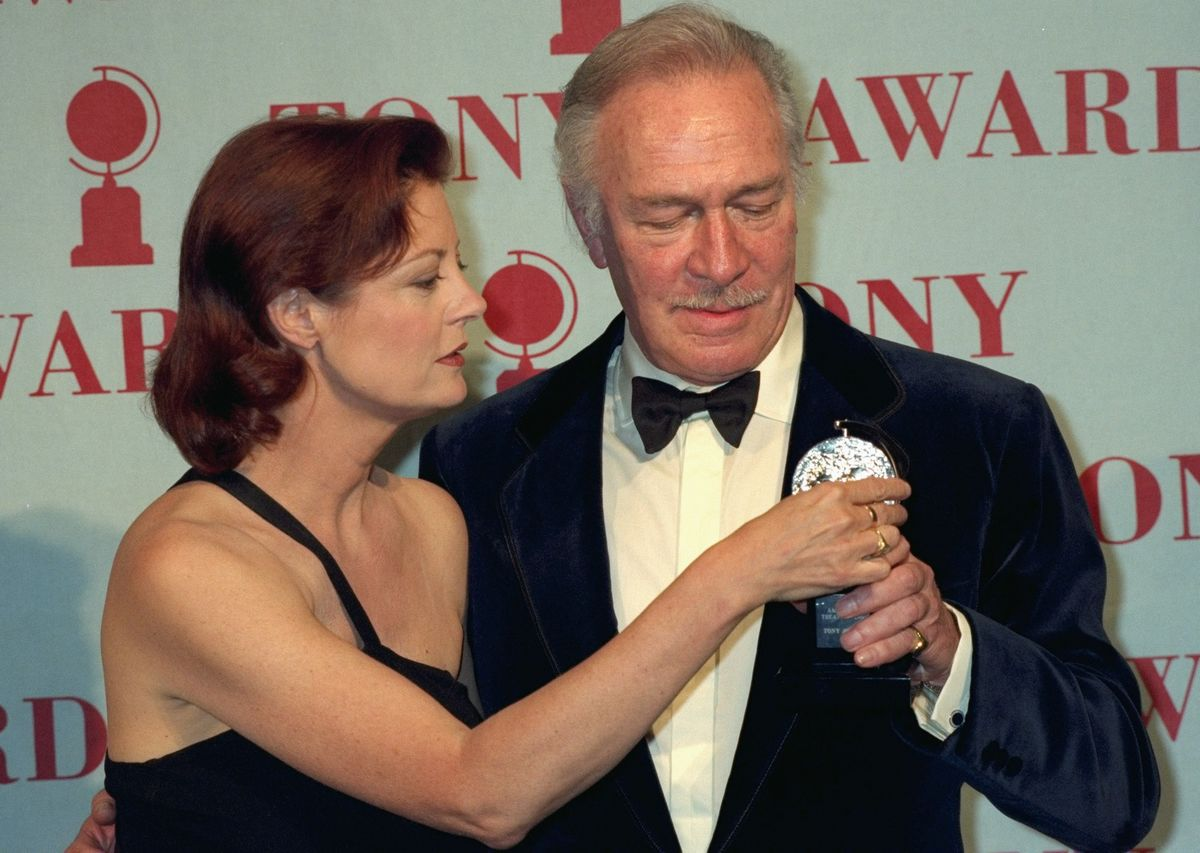 Susan Sarandon με Christopher Plummer