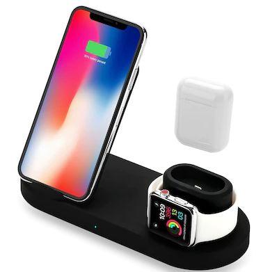 3 σε 1 - Charging Station for iPhone, iWatch, AirPod ΟΕΜ 88095