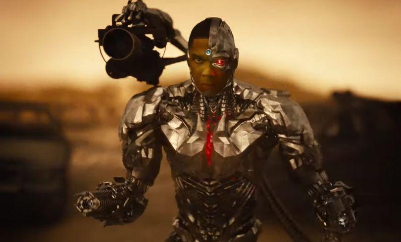 Cyborg gun