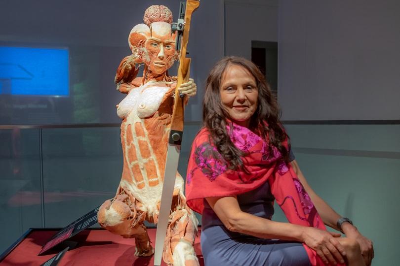 Η έκθεση του Body Worlds στη Χαϊδελβέργη.