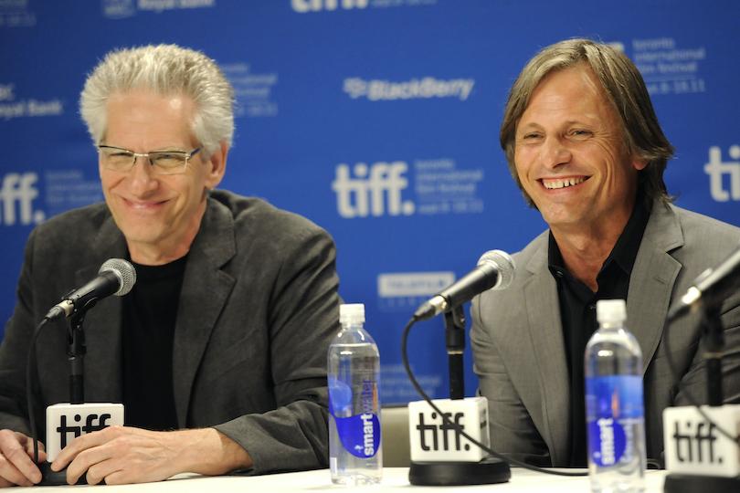 David Cronenberg, Viggo Mortensen