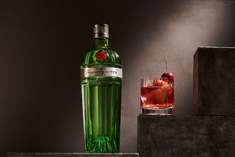 Negroni με Tanqueray No. TEN gin
