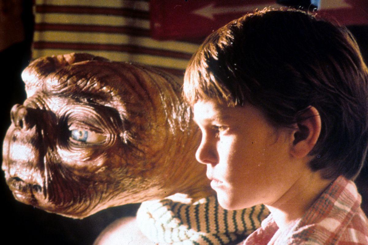E.T. The Extra-Terrestrial Netflix