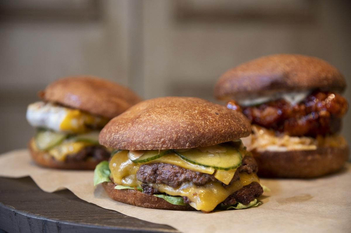 smash'n bun burger