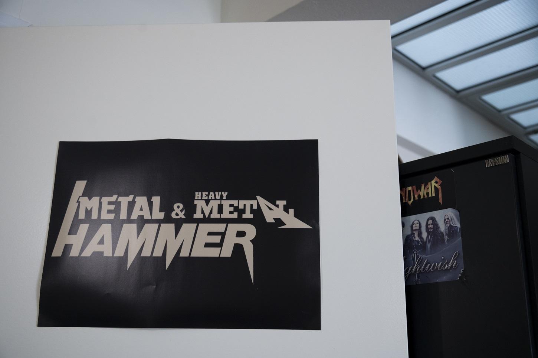 Γραφεία του Metal Hammer