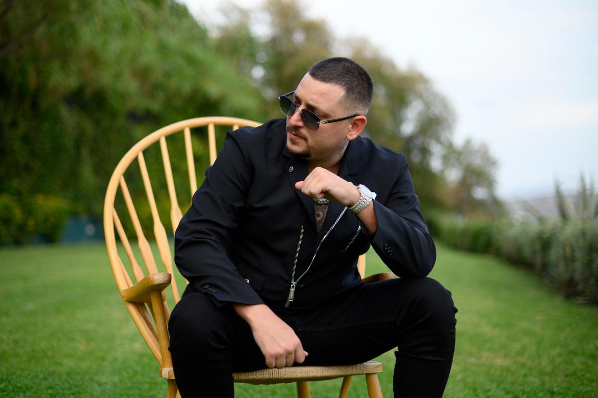 Mad Clip, Πίτερ Αναστασόπουλος, ράπερ.