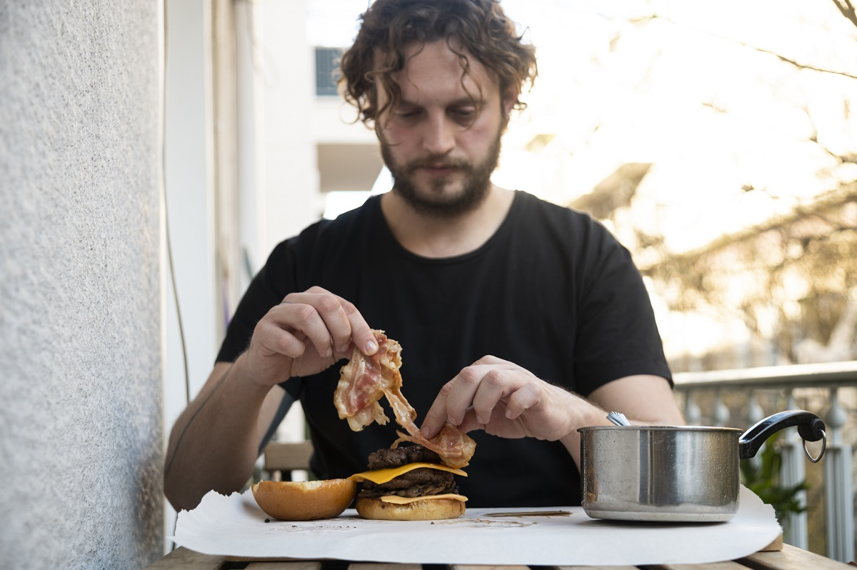 Αλέξανδρος Γκικόπουλος burger