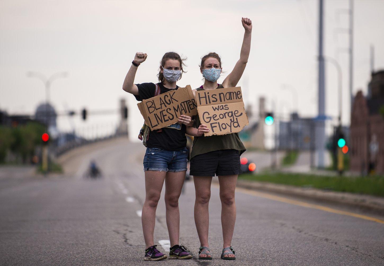 Διαδηλώσεις Minneapolis