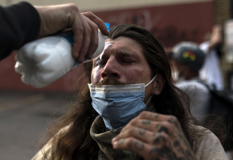 Διαδηλώσεις Μινεάπολη