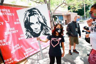 Είναι η Britney Spears επιτέλους ελεύθερη;