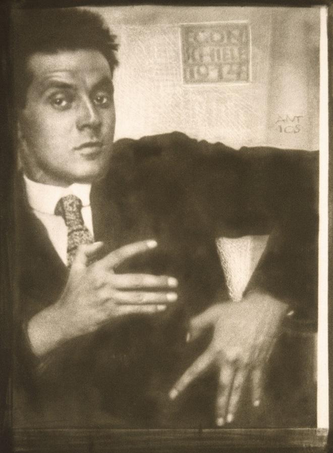 Egon Schiele ζωγραφος γερμανός