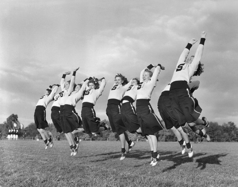 cheerleading το 1941