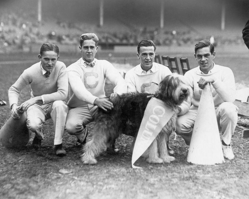 cheerleading το 1924