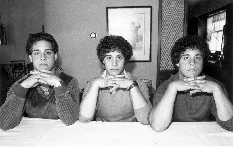 Το Three Identical Strangers στο Netflix