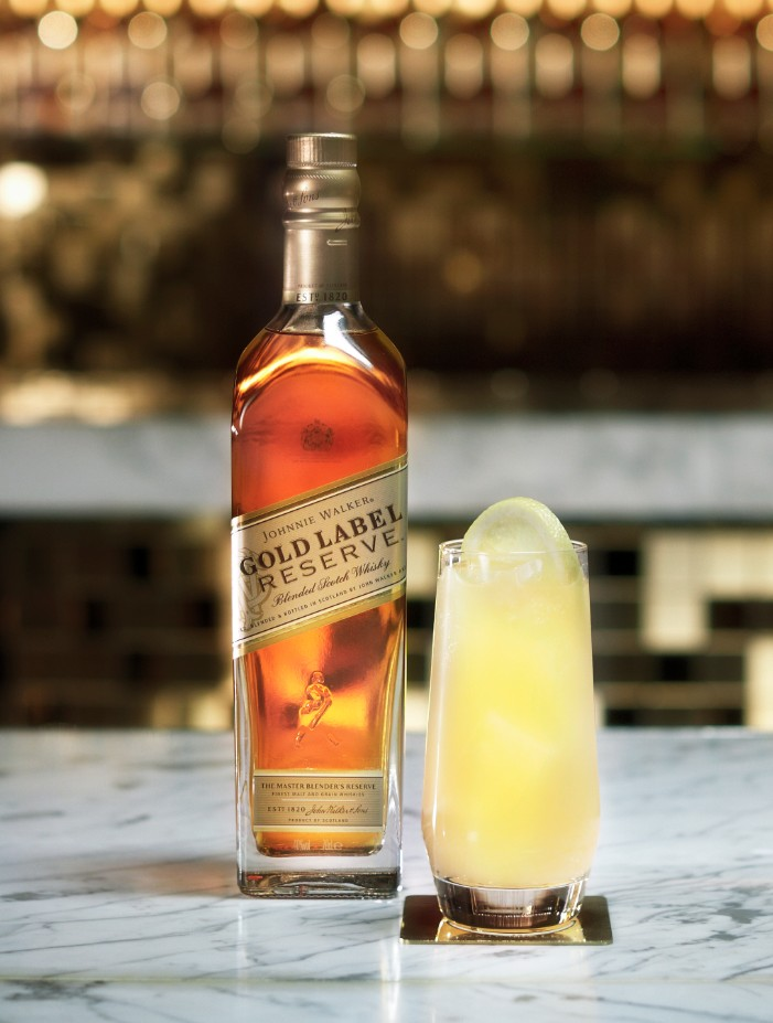 Johnnie Walker Gold Label Reserve Highball
