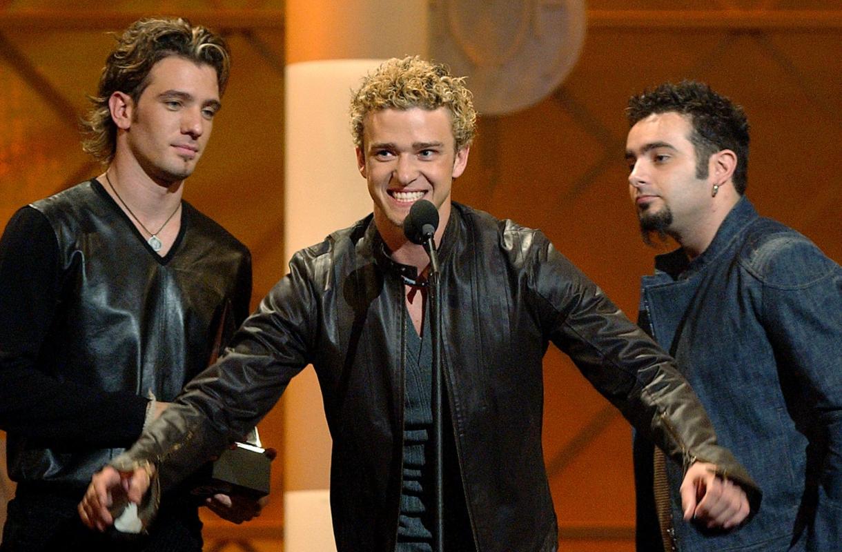 Οι NSync στα American Music Awards