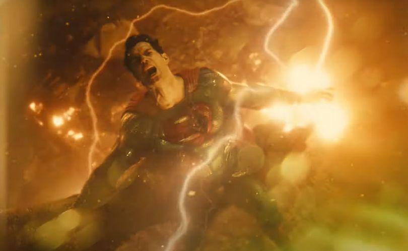 Justice League Superman Death