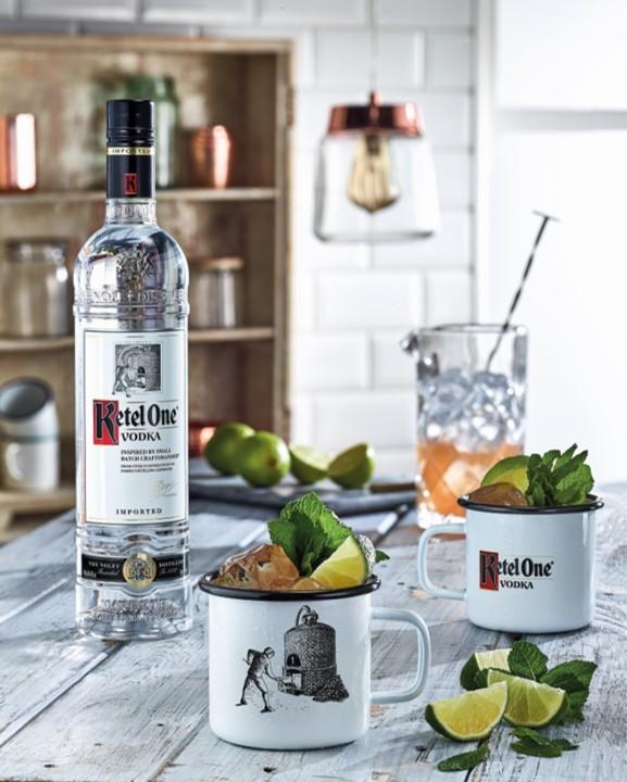 Moscow Mule με Ketel One Vodka