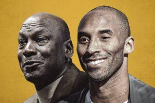 Η ιδιαίτερη σχέση του Kobe Bryant με τον Michael Jordan