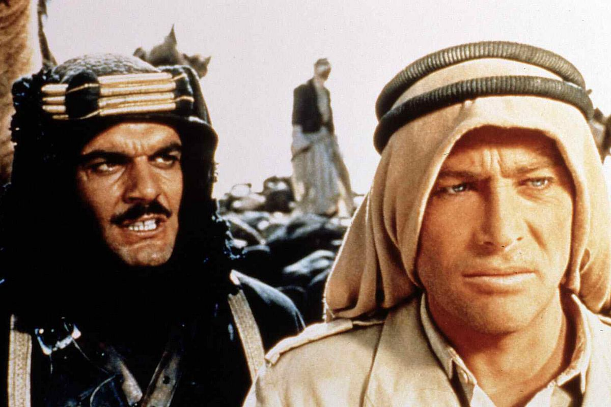 Lawrence of Arabia on Netflix