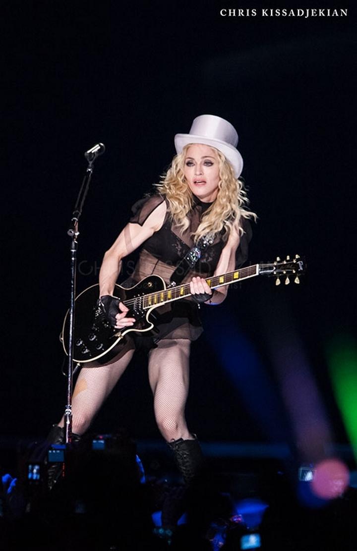 Madonna ΟΑΚΑ Αθήνα 2008
