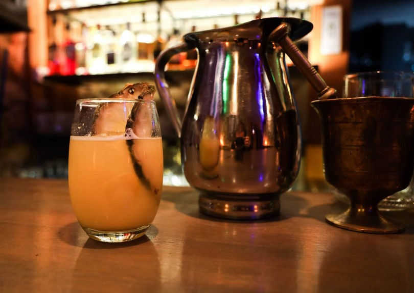 Mockingbird's ποτά μπαρ