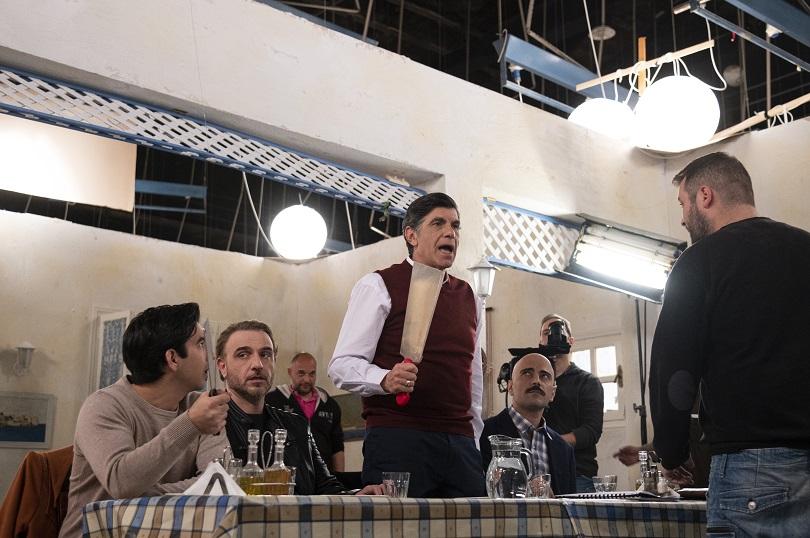 Γιάννης Μπέζος ηθοποιός σκηνοθέτης