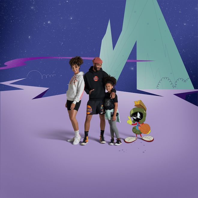 Converse x Space Jam: A New Legacy