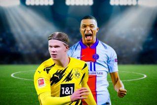 Mbappé-Haaland έτοιμοι να αποκαθηλώσουν Messi-Ronaldo