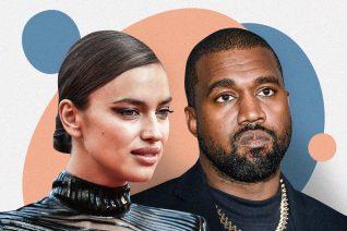 Ο Kanye West και η Irina Shayk είναι το supervillain ζευγάρι του Hollywood