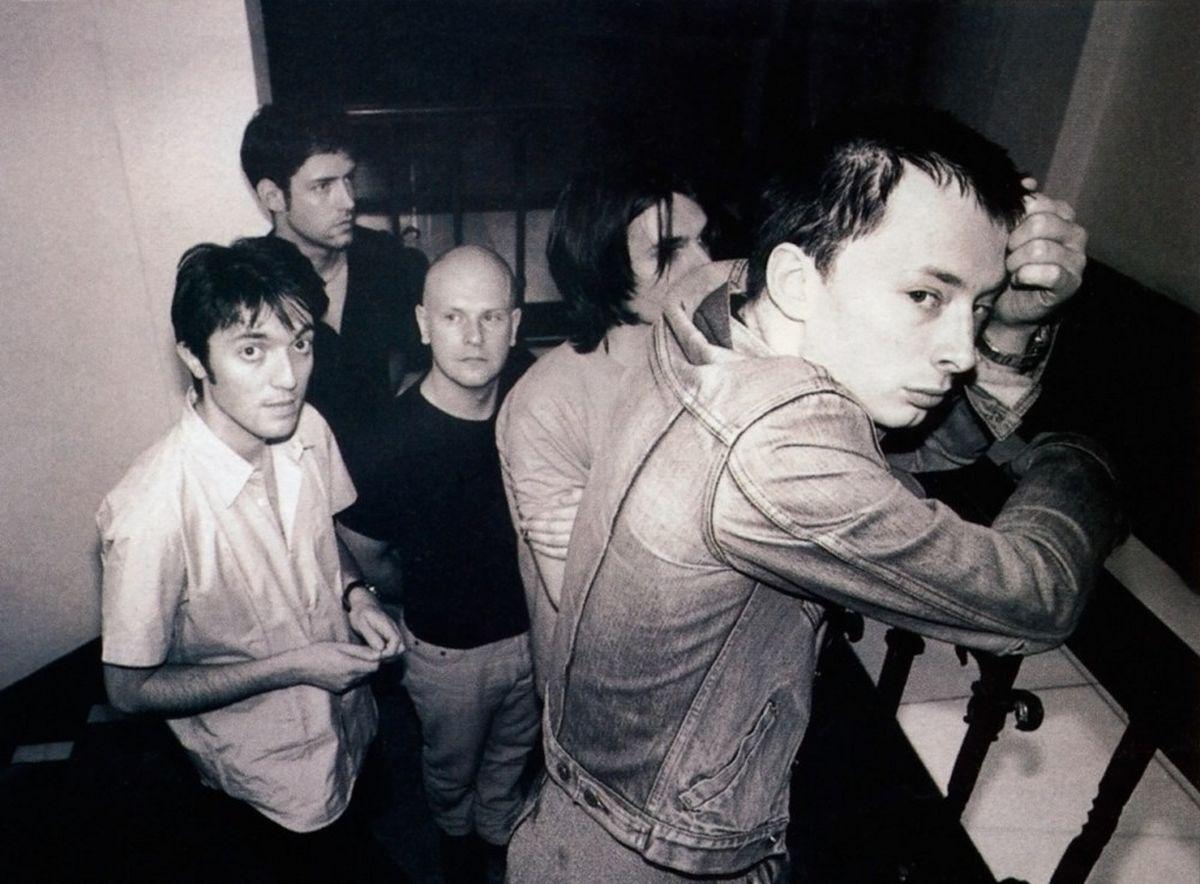 Radiohead 90s OK Computer