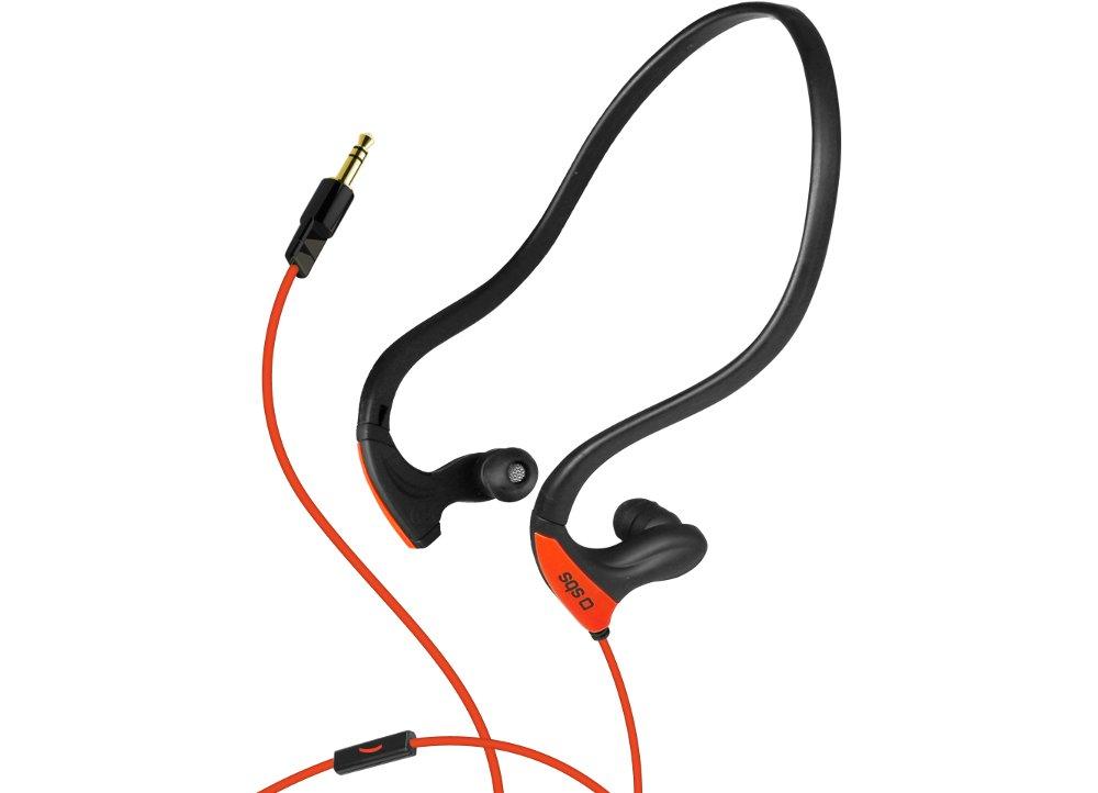 Ακουστικά SBS Runway Pro Sport Πορτοκαλί