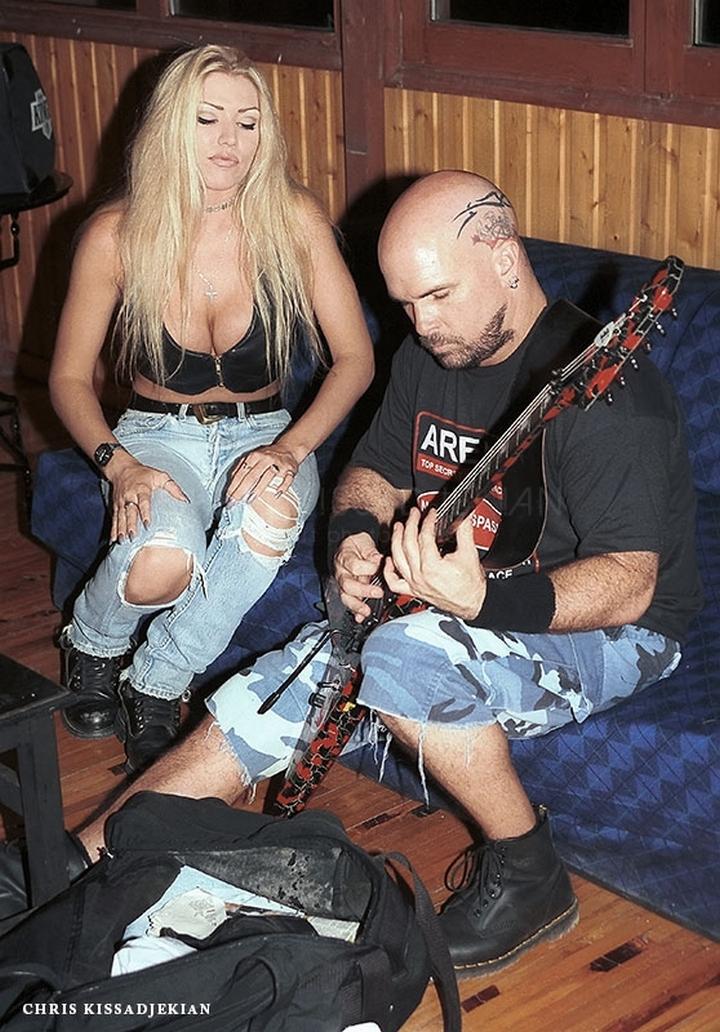 SLAYER ATHENS 1996 συναυλία Ελλάδα