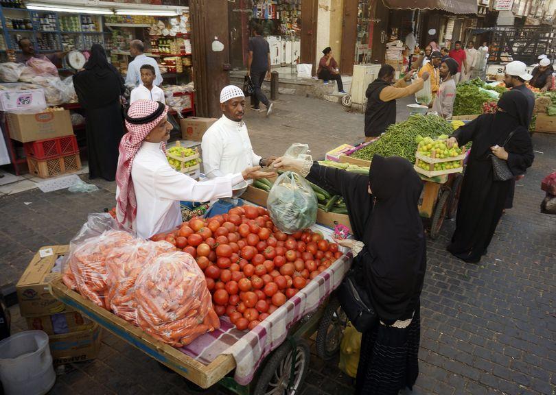 Σαουδική Αραβία ταξίδι