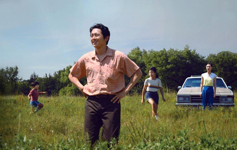 Ο Steven Yeun στο Minari