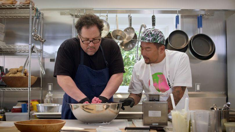το chef show στις σειρές της εβδομάδας