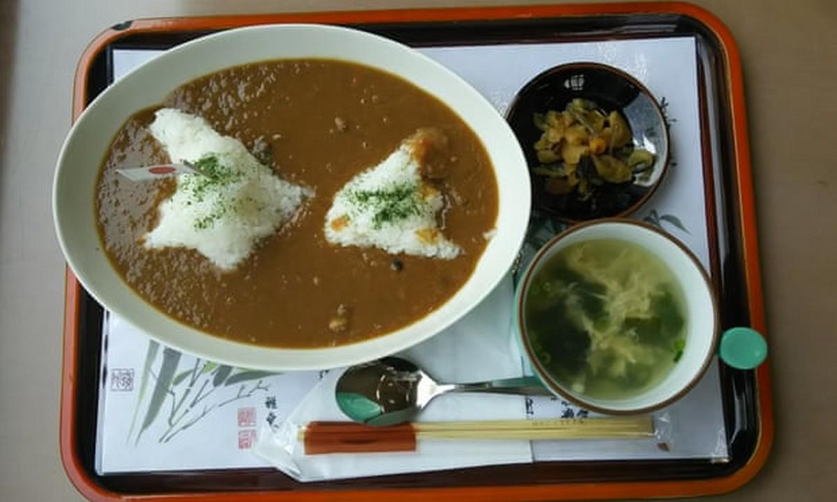 Κορέα Ιαπωνία πιάτο ρύζι