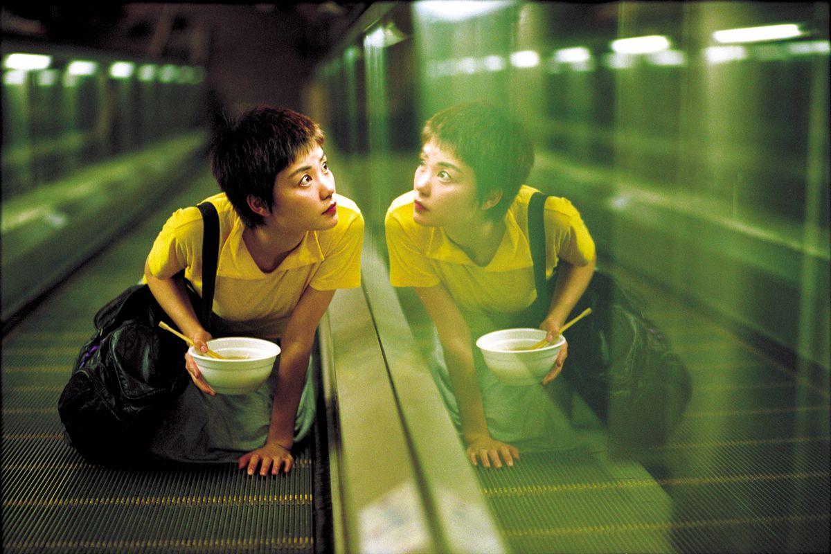 Το Chungking Express του Wong Kar-Wai