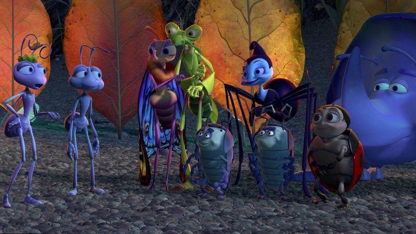 a bugs life pixar
