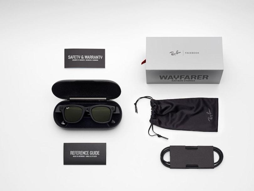 Ray-Ban Stories, τα «έξυπνα» γυαλιά ηλίου του Facebook είναι εδώ