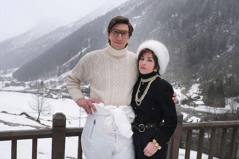 Το 2022 όλοι θα φορούν τα γυαλιά του Adam Driver από το House of Gucci
