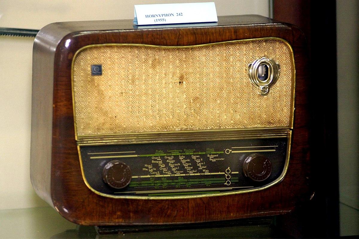 Ραδιόφωνο του 1955