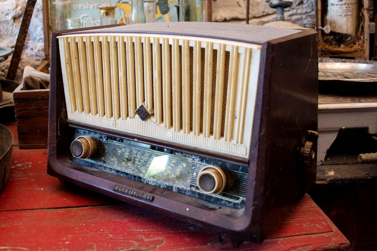 Ραδιοφωνική συσκευή