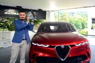 Αλέξανδρε Λιώκη, πώς είναι να σχεδιάζεις τη νέα Alfa Romeo;