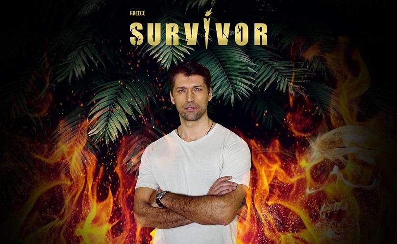 Ο Αλέξης Παππάς στο Survivor
