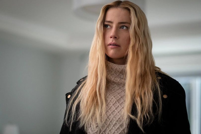 amber heard the stand